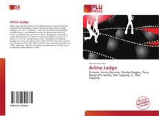 Bookcover of Arline Judge
