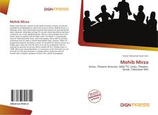 Capa do livro de Mohib Mirza