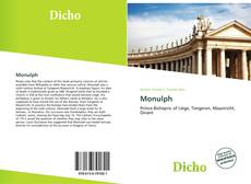 Buchcover von Monulph