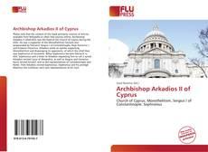 Bookcover of Archbishop Arkadios II of Cyprus