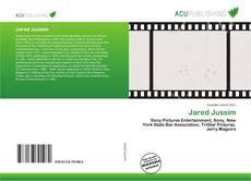 Jared Jussim kitap kapağı