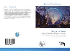 Bookcover of Force Centripète