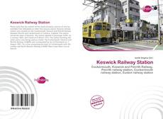 Обложка Keswick Railway Station