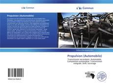 Couverture de Propulsion (Automobile)