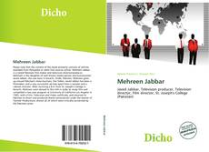 Bookcover of Mehreen Jabbar