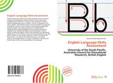 Bookcover of English Language Skills Assessment