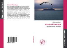 Bookcover of Assam Himalaya