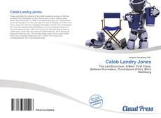 Buchcover von Caleb Landry Jones