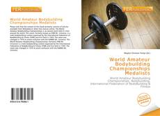 Buchcover von World Amateur Bodybuilding Championships Medalists