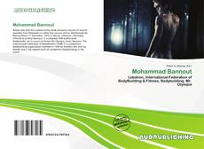 Bookcover of Mohammad Bannout