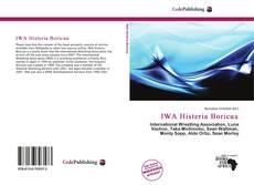 Bookcover of IWA Histeria Boricua