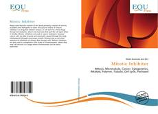 Bookcover of Mitotic Inhibitor