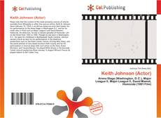 Bookcover of Keith Johnson (Actor)