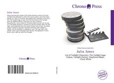 Bookcover of Julia Jones