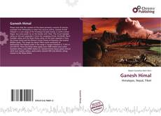 Bookcover of Ganesh Himal