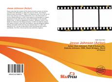 Bookcover of Jesse Johnson (Actor)