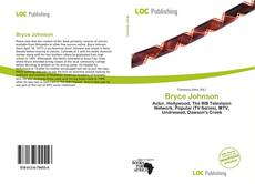Bookcover of Bryce Johnson