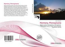 Bookcover of Harmony, Pennsylvania