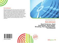 Bookcover of Cal Johnson