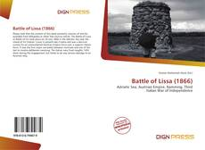 Battle of Lissa (1866)的封面
