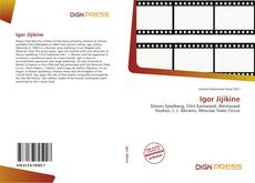 Capa do livro de Igor Jijikine