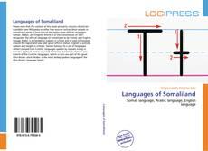 Buchcover von Languages of Somaliland