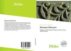 Portada del libro de Mosque Maryam