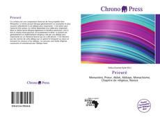 Prieuré的封面