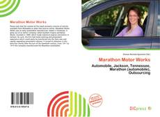 Copertina di Marathon Motor Works