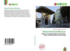 Bookcover of Baitul Hameed Mosque