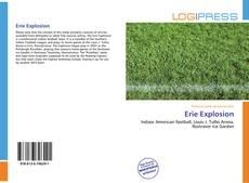 Erie Explosion的封面