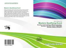 Couverture de Masters Qualifying Event