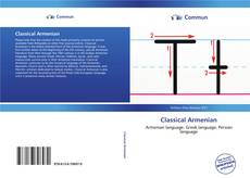 Portada del libro de Classical Armenian