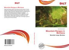 Borítókép a  Mountain Ranges in Montana - hoz