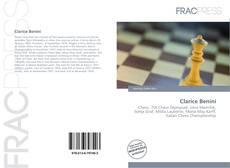 Clarice Benini kitap kapağı