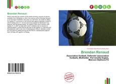 Brendan Renaud kitap kapağı