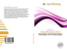 Aziziye Mosque (London) kitap kapağı