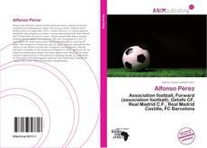 Bookcover of Alfonso Pérez
