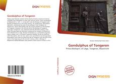 Обложка Gondulphus of Tongeren