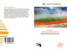 Bookcover of Bitterroot Mountains