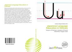 Bookcover of Japanese Language Education in Vietnam
