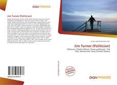 Buchcover von Jim Turner (Politician)