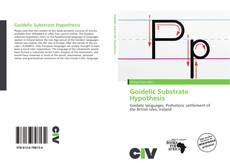 Copertina di Goidelic Substrate Hypothesis