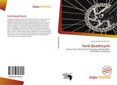 Bookcover of Ford Quadricycle