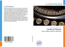 Couverture de Jacob of Edessa