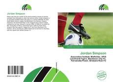 Bookcover of Jordan Simpson