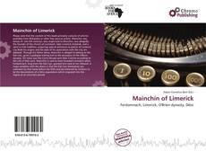 Обложка Mainchín of Limerick