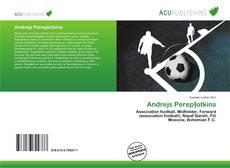Andrejs Perepļotkins kitap kapağı