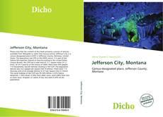 Capa do livro de Jefferson City, Montana