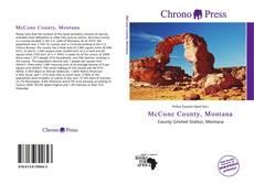 Borítókép a  McCone County, Montana - hoz